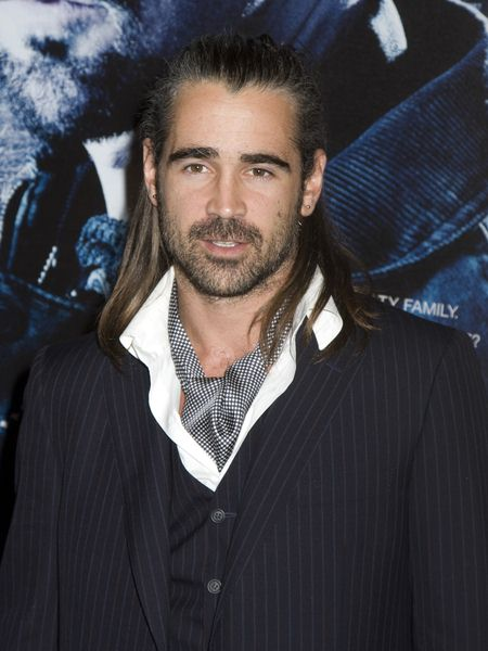 Colin Farrell at 'Pride and Glory' New York City Premiere - AMC Loews Lincoln Square Theatre, New York City, NY, USA