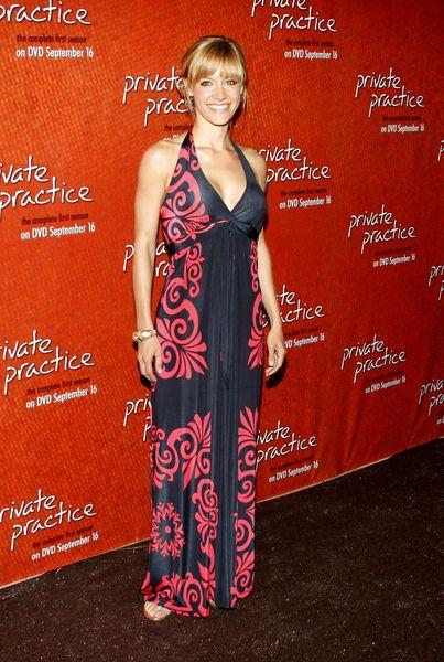 KaDee Strickland at 'Private Practice' Season One DVD Launch at Tropicana Bar, The Roosevelt Hotel, Hollywood, CA, USA
