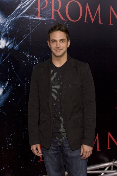 Brandon Barash at 'Prom Night' World Premiere - Arrivals: The ArcLight Cinemas, Hollywood, CA, United States.