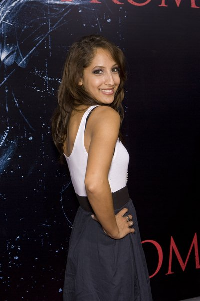 Christel Khalil at 'Prom Night' World Premiere - Arrivals: The ArcLight Cinemas, Hollywood, CA, United States.
