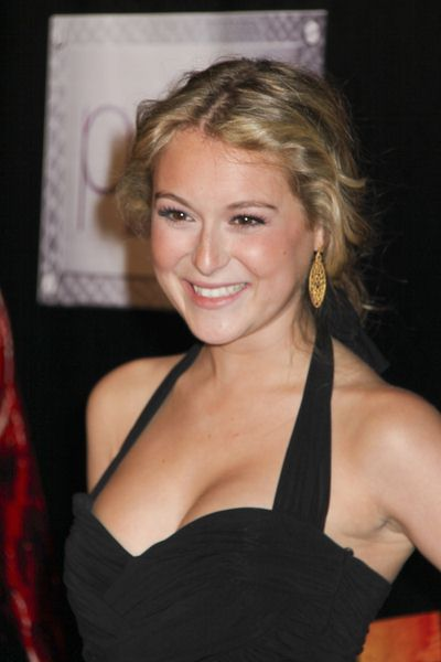 Alexa Vega at 'Repo! The Genetic Opera' Las Vegas Premiere at The Mezz Showroom at Planet Hollywood Hotel and Casino, Las Vegas, NV, USA