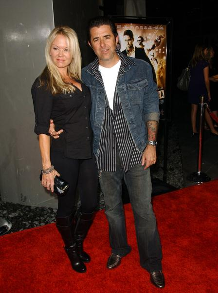 Ricki Rachtman, Guest at 'RocknRolla' Los Angeles Premiere - Arrivals - Cinerama Dome, Hollywood, CA. USA