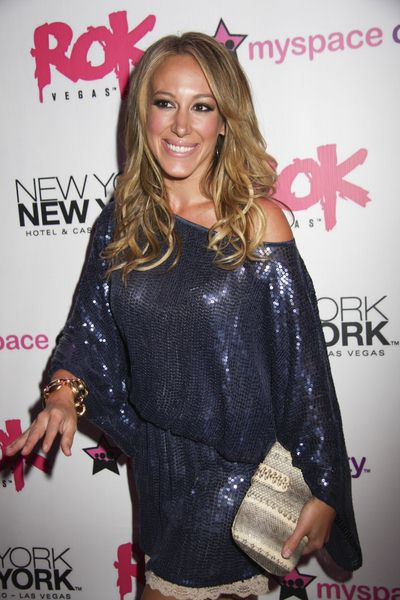 Haylie Duff at Rok Vegas Nightclub Opening Weekend Celebration - Rok Vegas Nightclub at the New York-New York Hotel & Casino, Las Vegas, NV, USA