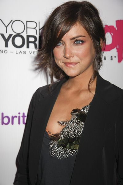 Jessica Stroup at Rok Vegas Nightclub Opening Weekend Celebration - Rok Vegas Nightclub at the New York-New York Hotel & Casino, Las Vegas, NV, USA