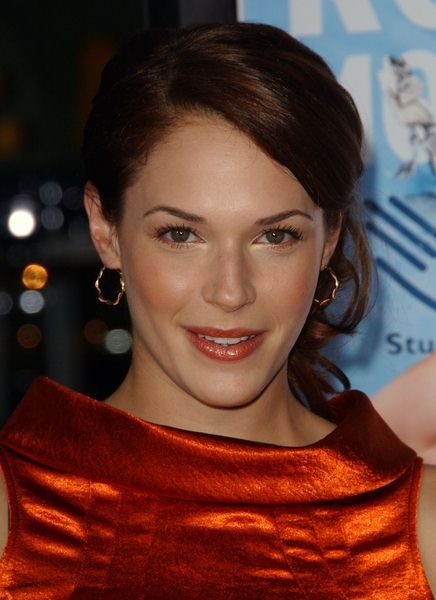 Amanda Righetti at 'Role Models' World Premiere - Arrivals at Mann's Village Theater, Westwood, CA, USA