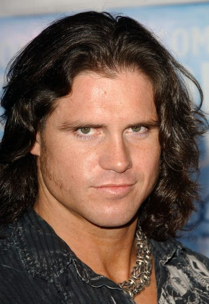 John Morrison at 'Role Models' World Premiere - Arrivals at Mann's Village Theater, Westwood, CA, USA