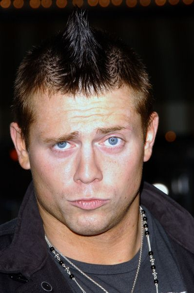 The Miz at 'Role Models' World Premiere - Arrivals at Mann's Village Theater, Westwood, CA, USA