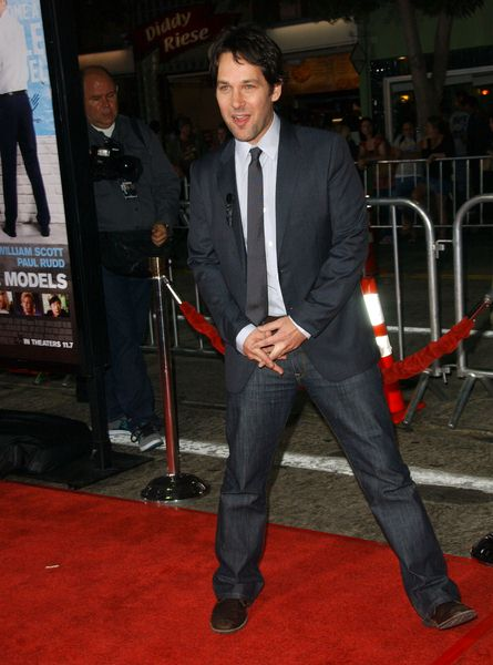 Paul Rudd at 'Role Models' World Premiere - Arrivals at Mann's Village Theater, Westwood, CA, USA