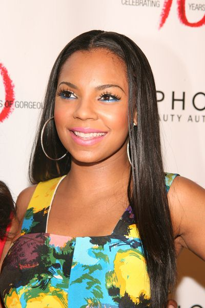 Ashanti at Sephora 10th Anniversary Party Celebrating 'Ten Years of Gorgeous' - Arrivals at Angel Orensanz Foundation, 172 Norfolk Street, New York City, NY, USA
