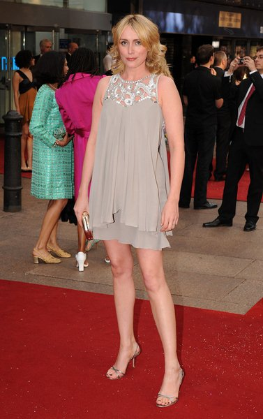 Keeley Hawes at 'Sex and the City: The Movie' London Premiere - Arrivals at Leicester Square, London, England