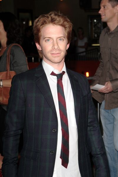 Seth Green at 'Sex Drive' Los Angeles Premiere - Arrivals at Mann Village Theatre, Westwood, CA, USA