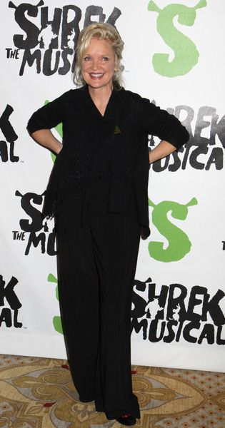 Christine Ebersole at 'Shrek The Musical' Broadway After Party at Plaza Hotel in New York City, NY, USA