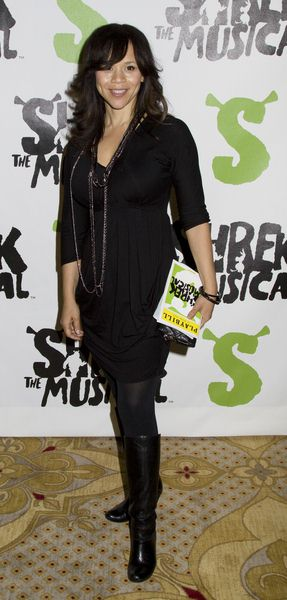 Rosie Perez at 'Shrek The Musical' Broadway After Party at Plaza Hotel in New York City, NY, USA