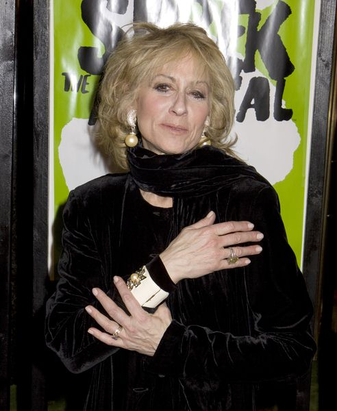 Judith Light at 'Shrek The Musical' Broadway Opening Night at Broadway Theatre in New York City, NY, USA