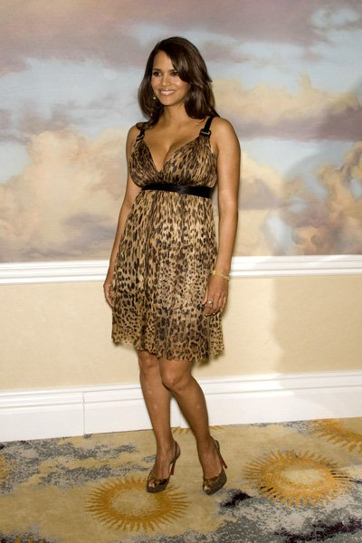 Halle Berry at Silver Rose Gala and Auction - Arrivals - Beverly Hills Hotel, Beverly Hills, CA USA