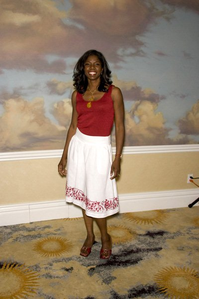 Nicki Micheaux at Silver Rose Gala and Auction - Arrivals - Beverly Hills Hotel, Beverly Hills, CA USA