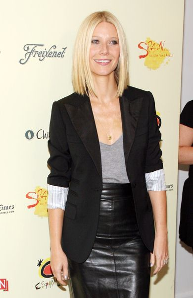 Gwyneth Paltrow at 'Spain... on the Road Again' Television Series Launch at Queen Sofia Spanish Institute, New York City, NY, USA
