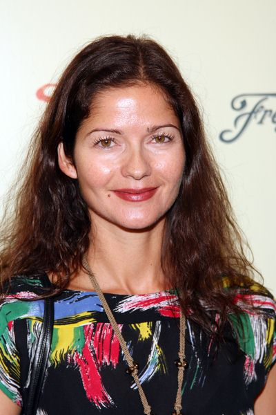 Jill Hennessy at 'Spain... on the Road Again' Television Series Launch at Queen Sofia Spanish Institute, New York City, NY, USA