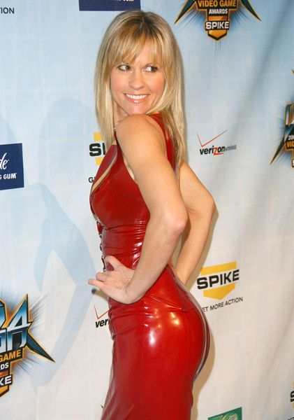 Heather Marsden at Spike TV's 2008 'Video Game Awards' at Sony Studios, Culver City, CA. USA