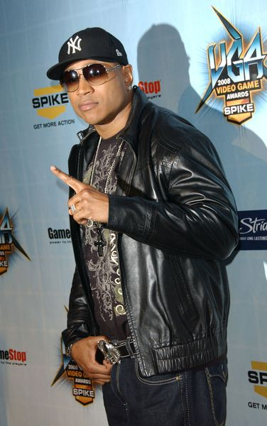 LL Cool J at Spike TV's 2008 'Video Game Awards' at Sony Studios, Culver City, CA. USA
