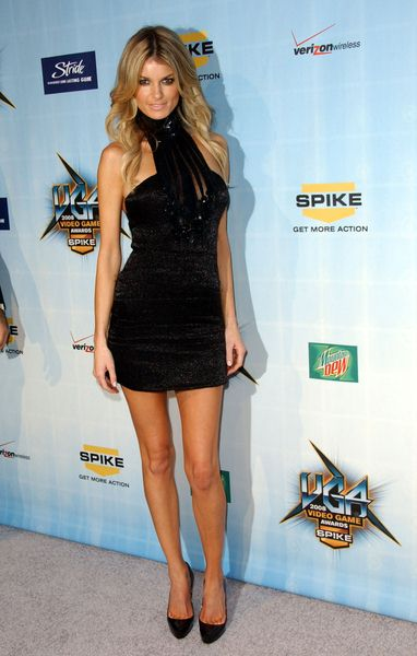 Marisa Miller at Spike TV's 2008 'Video Game Awards' at Sony Studios, Culver City, CA. USA
