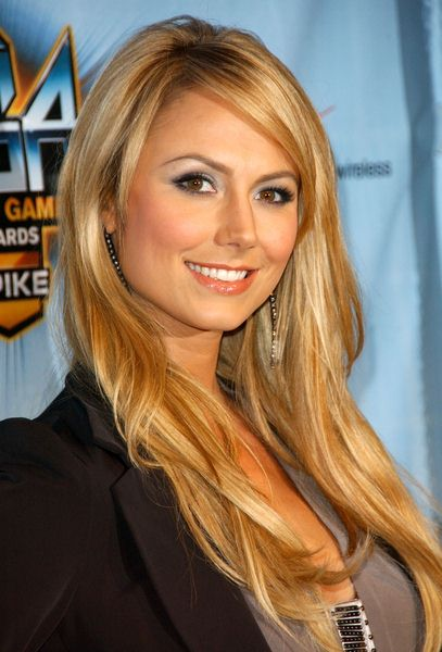 Stacy Keibler at Spike TV's 2008 'Video Game Awards' at Sony Studios, Culver City, CA. USA