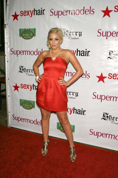 Casey Reinhardt at Supermodels Unlimited Magazine Presents 'Hollywoods 100 Most Beautiful' Issue Release Party at Social Hollywood, Hollywood, CA USA