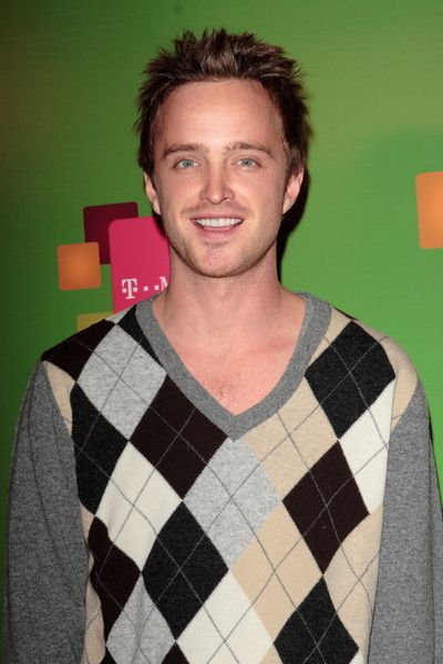 Aaron Paul at T-Mobile G1 Launch Event - Arrivals at Siren Studios in Hollywood, CA, USA