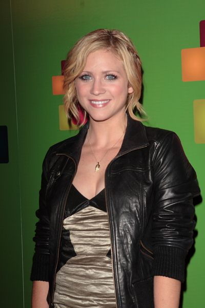Brittany Snow at T-Mobile G1 Launch Event - Arrivals at Siren Studios in Hollywood, CA, USA
