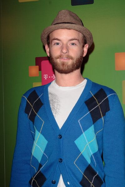Chris Masterson at T-Mobile G1 Launch Event - Arrivals at Siren Studios in Hollywood, CA, USA
