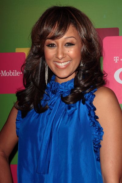Tamera Mowry at T-Mobile G1 Launch Event - Arrivals at Siren Studios in Hollywood, CA, USA
