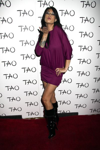 Tera Patrick at Tera Patrick's Annual 'Talloween' Party at Tao Las Vegas, Venetian Hotel and Casino, Las Vegas, NV, USA