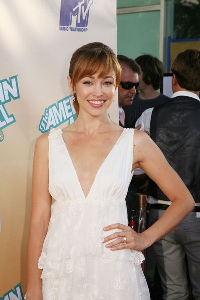 Autumn Reeser at 'The American Mall' Hollywood Premiere - Arrivals in Cinerama Dome, Hollywood, CA, USA