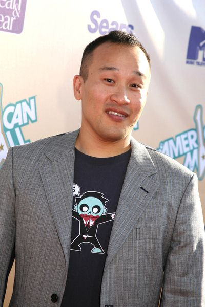 Shawn Ku at 'The American Mall' Hollywood Premiere - Arrivals in Cinerama Dome, Hollywood, CA, USA