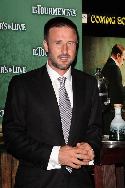 David Arquette at 'The Butler's in Love' Los Angeles Premiere - Mann's Chinese 6 at Hollywood & Highland, Hollywood, CA