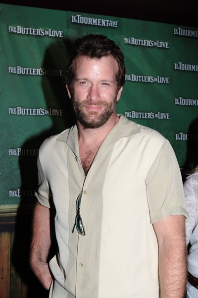 Thomas Jane at 'The Butler's in Love' Los Angeles Premiere - Mann's Chinese 6 at Hollywood & Highland, Hollywood, CA