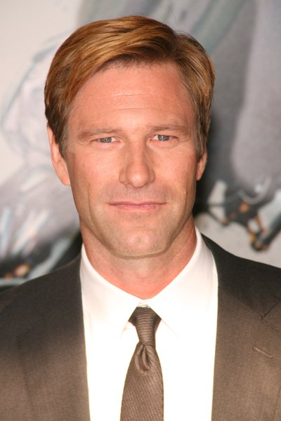 Aaron Eckhart at 'The Dark Knight' World Premiere - Arrivals at AMC Loews Lincoln Square, 68th Street and Broadway, New York City, NY, USA