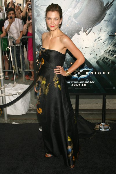 Maggie Gyllenhaal at 'The Dark Knight' World Premiere - Arrivals at AMC Loews Lincoln Square, 68th Street and Broadway, New York City, NY, USA