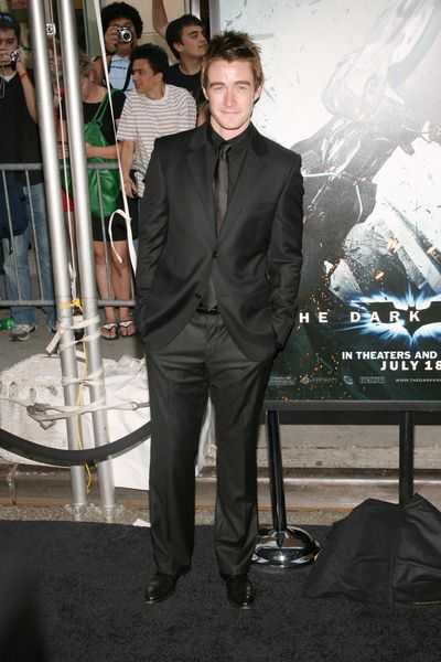 Robert Buckley at 'The Dark Knight' World Premiere - Arrivals at AMC Loews Lincoln Square, 68th Street and Broadway, New York City, NY, USA