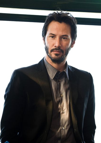 Keanu Reeves at 'The Day the Earth Stood Still' Rome Photocall at Eden Hotel, Rome, Italy