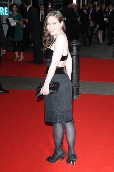 Anna Popplewell at 'The Duchess' London Premiere at Leicester Square, London, UK