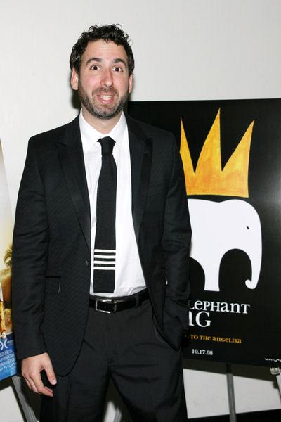 Seth Grossman at 'The Elephant King' New York City Premiere - Angelika Theater, 18 West Houston, New York City, NY, USA
