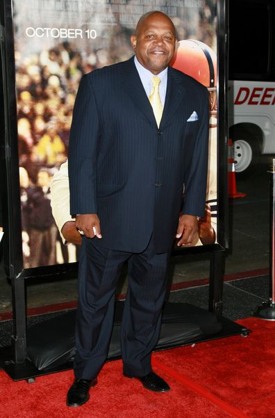 Charles S. Dutton at 'The Express' Hollywood Premiere in Grauman's Chinese Theater, Hollywood, CA, USA