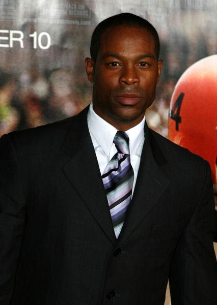 Darrin Henson at 'The Express' Hollywood Premiere in Grauman's Chinese Theater, Hollywood, CA, USA