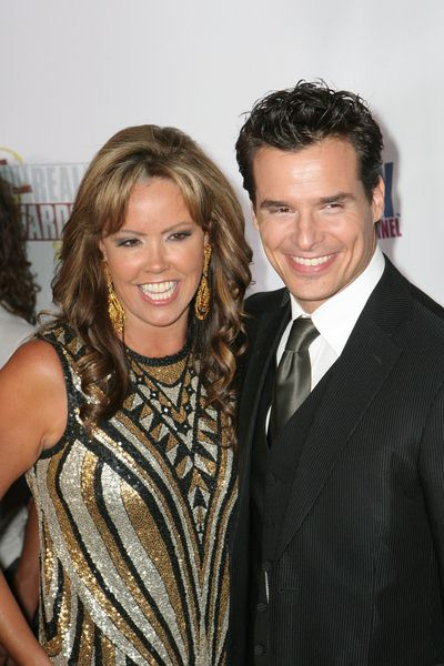 Antonio Sabato Jr, Mary Murphy at The Fox Reality Channel 2008 Really Awards at Avalon Hollywood, Hollywood, CA, USA - United States