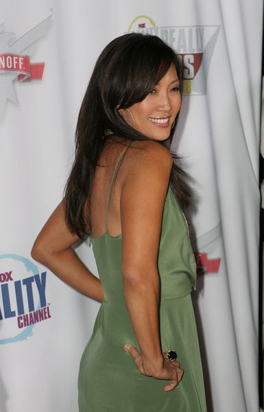 Carrie Ann Inaba at The Fox Reality Channel 2008 Really Awards at Avalon Hollywood, Hollywood, CA, USA - United States