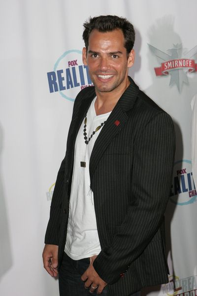 Cristian de la Fuente at The Fox Reality Channel 2008 Really Awards at Avalon Hollywood, Hollywood, CA, USA - United States