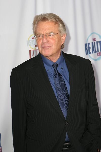 Jerry Springer at The Fox Reality Channel 2008 Really Awards at Avalon Hollywood, Hollywood, CA, USA - United States