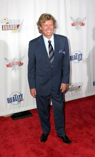 Nigel Lythgoe at The Fox Reality Channel 2008 Really Awards at Avalon Hollywood, Hollywood, CA, USA - United States