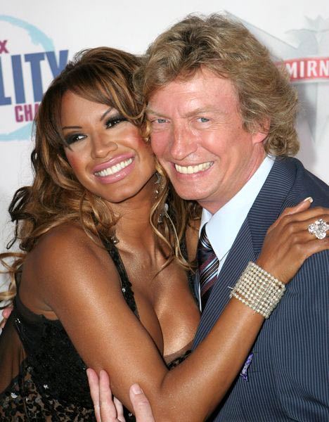 Nigel Lythgoe, Traci Bingham at The Fox Reality Channel 2008 Really Awards at Avalon Hollywood, Hollywood, CA, USA - United States
